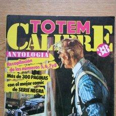 Cómics: TOTEM CALIBRE 38. RECOPILACIÓN DE LOS NÚMEROS 5, 6, 7 Y 8.. Lote 27195030
