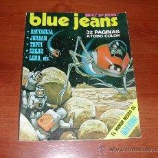 Cómics: SUPER BLUE JEANS Nº 20 - ED.NUEVA FRONTERA (JC) EL HUMOR NEGRO DE MOEBIUS. Lote 27820283