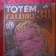 Cómics: TOTEM CALIBRE 38 - COMPLETA 8 Nº. Lote 28090499