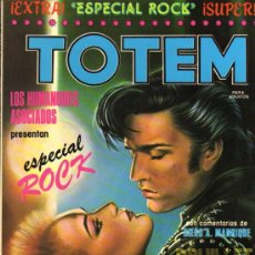 Cómics: TOTEM EXTRA Nº 6 - ESPECIAL ROCK 1 - EDITORIAL NUEVA FRONTERA. Lote 28234210