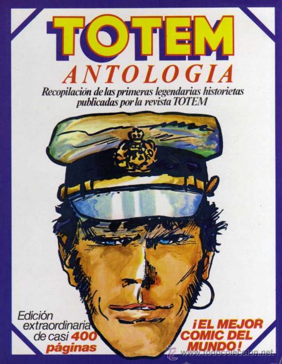 TOTEM ANTOLOGIA - RECOPILACIÓN DE LOS NÚMEROS 6, 29, 30 Y 32 - EDITORIAL NUEVA FRONTERA (Tebeos y Comics - Nueva Frontera)