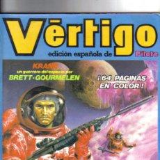 Comics: VERTIGO Nº 7. Lote 28890772