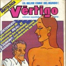 Comics: VERTIGO , ANTOLOGIA 3. CON LOS NUMEROS 9, 10, 11, 12. LITERACOMIC.. Lote 28890800