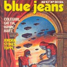 Cómics: SUPER BLUE JEANS Nº 27, COLEGARI, GATTIA, HANIN, HART, JORDANM, STOKES, TOPPI..EDITO. NUEVA FRONTERA. Lote 28922689