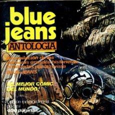 Cómics: BLUE JEANS RETAPADOS Nº 20-21-22-23. Lote 29502563