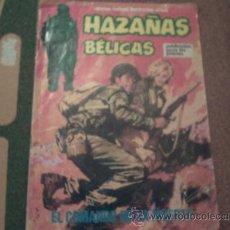 Cómics: COMIC 'HAZAÑAS BÉLICAS' DE EDITORIAL NUEVA FRONTERA. Lote 29999371