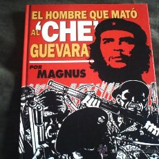 Cómics: EL HOMBRE QUE MATO AL CHE GUEVARA. Lote 30052483