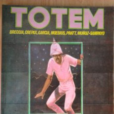Cómics: TOTEM - Nº 37 - EDITORIAL NUEVA FRONTERA. Lote 30150306