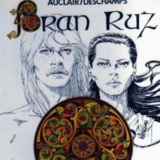 Comics : BRAN RUZ AUCLAIR-DESCHAMPS) - BIBLIOTECA TOTEM. Lote 32938660