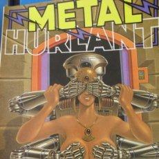 Cómics: METAL HURLANT Nº 9. NUEVA FRONTERA.. Lote 31595648