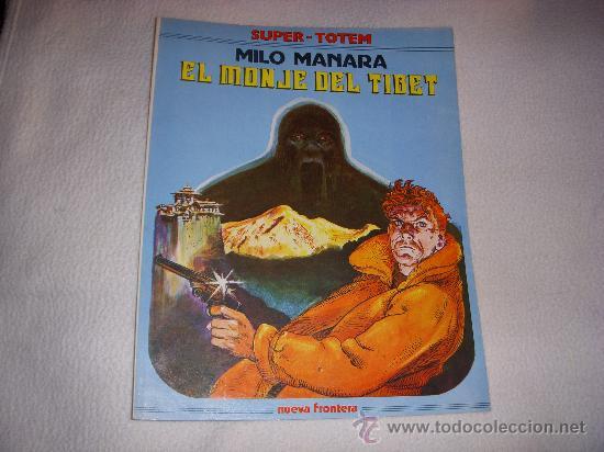 SUPER-TOTEM Nº 7, EDITORIAL NUEVA FRONTERA (Tebeos y Comics - Nueva Frontera)