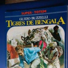 Comics: TIGRES DE BENGALA 1980 SUPER TOTEM Nº12 EDITORIAL NUEVA FRONTERA 54 PAGS. COLOR. Lote 32819440