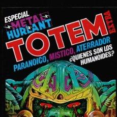 Cómics: TOTEM EXTRA Nº 11 - ESPECIAL METAL HURLANT. Lote 104441870