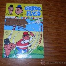 Cómics: EL GORDO Y EL FLACO Nº 19 DE NUEVA FRONTERA . Lote 34028349