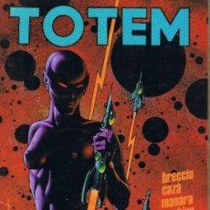 Cómics: TOTEM - Nº 39 - MANARA - BRECCIA - MOEBIUS - TOPPI - VERN - CAZÁ. Lote 34382931