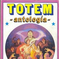 Cómics: TOTEM ANTOLOGÍA Nº 9 (REENTAPADO). Lote 35584604