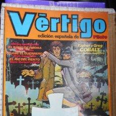 Cómics: COMIC NUEVA FRONTERA: VERTIGO 8 DE PILOTE MJ.DE . Lote 36715344