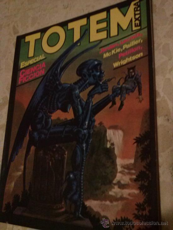 TOTEM EXTRA Nº 21 (Tebeos y Comics - Nueva Frontera)