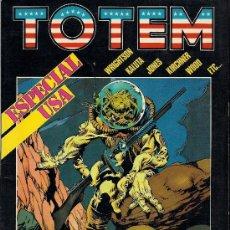 Cómics: TOTEM EXTRA Nº 19 ESPECIAL USA . Lote 37336022