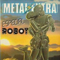 Cómics: METAL EXTRA # 3 ESPECIAL ROBOT, 1982 . Lote 37350685