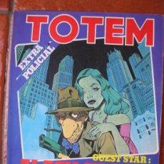 Cómics: TOTEM EXTRA POLICIAL . Lote 38860064
