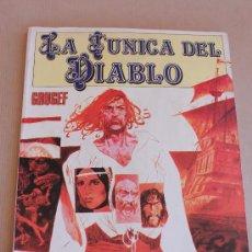 Cómics: TOTEM BIBLIOTECA Nº 15 - LA TÚNICA DEL DIABLO - GRUGEF - MUY BUEN ESTADO. Lote 39050897