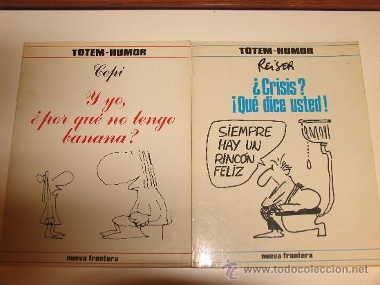 Cómics: TOTEM HUMOR - Foto 3 - 39108449