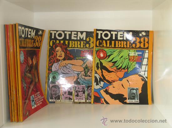 Cómics: TOTEM CALIBRE 38 - Foto 4 - 39108449
