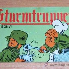 Cómics: STURMTRUPPEN NUMERO 8 ED. NUEVA FRONTERA 1982. Lote 39340359