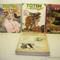 Cómics: ANTOLOGIA TOTEM 1 Y TOTEM EXTRA 1-2-4, 4 VOLÚMENES + TOTEM Nº 56. Lote 40036779