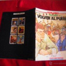 Cómics: VOLVER AL PUEBLO - FERRANDEZ - RUSTICA. Lote 40566690