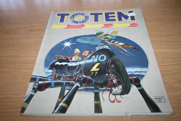 TOTEM EXTRA 17 ESPECIAL FANTÁSTICO 1 - NUEVA FRONTERA - REF0 (Tebeos y Comics - Nueva Frontera)
