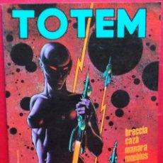 Cómics: TOTEM - Nº 39 - BRECCIA - CAZÁ - MANARA - MOEBIUS - TOPPI - VERN . Lote 41482554