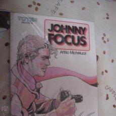 Cómics: JOHNNY FOCUS DE BIBLIOTECA TOTEM. Lote 41773131