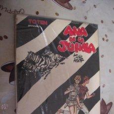 Comics: ANA DE LA JUNGLA DE BIBLIOTECA TOTEM. Lote 41773717