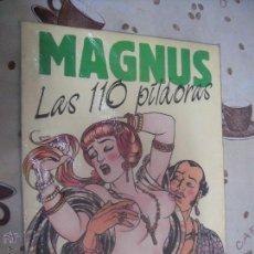 Cómics: MAGNUS LAS 110 PILDORAS DE BIBLIOTECA TOTEM. Lote 41773886