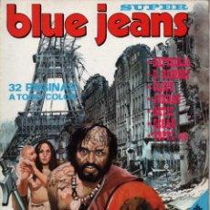 Cómics: SUPER BLUE JEANS Nº 18 EL HUMOR NEGRO DE MOEBIUS. Lote 42798211