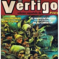 Comics: VÉRTIGO. (EDICIÓN ESPAÑOLA DE PILOTE) NUMERO 5. NUEVA FRONTERA. Lote 42963248