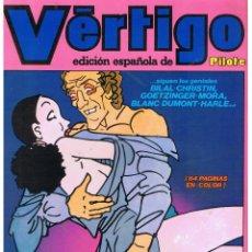 Comics: VÉRTIGO. (EDICIÓN ESPAÑOLA DE PILOTE) NUMERO 11. NUEVA FRONTERA. Lote 42963268