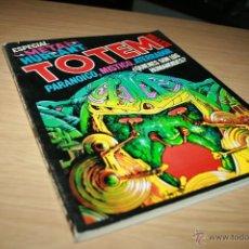 Cómics: TOTEM ESPECIAL METAL HURLANT EXTRA 11 - REF4. Lote 43280800