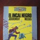 Cómics: EL INCAL NEGRO COLECCION HUMANOIDES. Lote 43406170