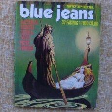 Cómics: SUPER BLUE JEANS COMIC, NÚMERO 22, NUEVA FRONTERA, TOTEM COMICS, BRECCIA, BATTAGLIA, AÑO 1977. Lote 43455782