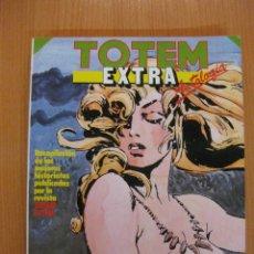 Cómics: TOTEM EXTRA. ANTOLOGIA. MAS DE 300 PAGINAS. NUEVA FRONTERA 1977.. Lote 43908653