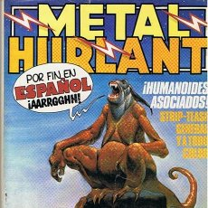 Cómics: CÓMIC METAL HURLANT N. 1. Lote 153119644