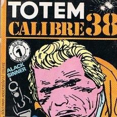Cómics: CÓMIC TOTEM CALIBRE 38 N.1 . Lote 44734891