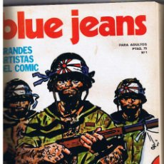 Cómics: BLUE JEANS. 28 NUMEROS, ¡¡COLECCION COMPLETA!!. ENCUADERNADA EN 5 TOMOS. NUEVA FRONTERA (RF.MA)B/24. Lote 44802232