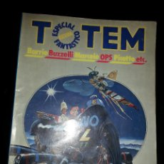 Cómics: TOTEM EXTRA Nº 17 ESPECIAL FANTASTICO Nº 1 EDITORIAL NUEVA FRONTERA AÑO 1977. Lote 44851063