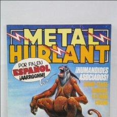 Cómics: COMIC METAL HURLANT - NÚMERO 1 - ED. NUEVA FRONTERA - MOEBIUS, MANARA, FLOCH... - CIENCIA FICCIÓN. Lote 139932664