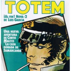 Cómics: TOTEM. Nº 34. NUEVA FRONTERA. (RF.MA). Lote 44899784