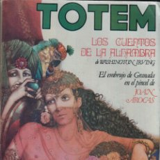 Cómics: COMIC TOTEM Nº 45 CON 98 PAGS.1ª EDICIÓN,1981. Lote 44913969